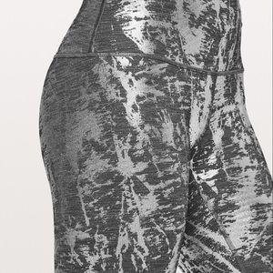 e83265f45 lululemon athletica Pants - Wunder Under Hi-Rise Tight Brindle Foil